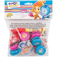 Аксессуары для праздника игрушки для подарков Фиксики 24шт