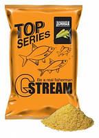 Прикормка для рыбалки G.Stream TOP Series Донная (кукуруза), 1кг