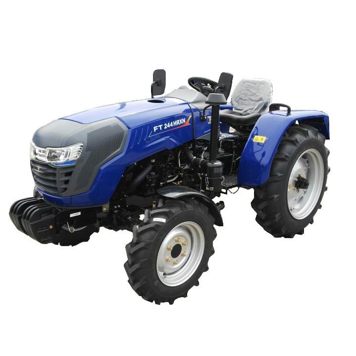 Трактор Foton FT244HRXN в сборе