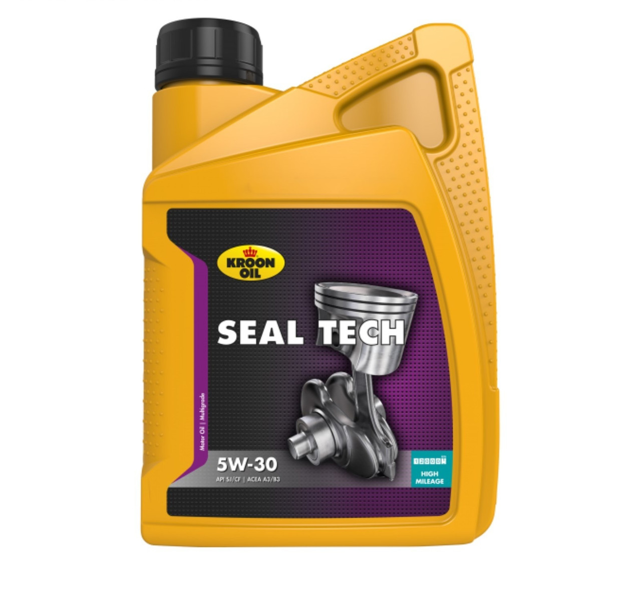 Моторное масло KROON OIL SEAL TECH 5W-30 1л