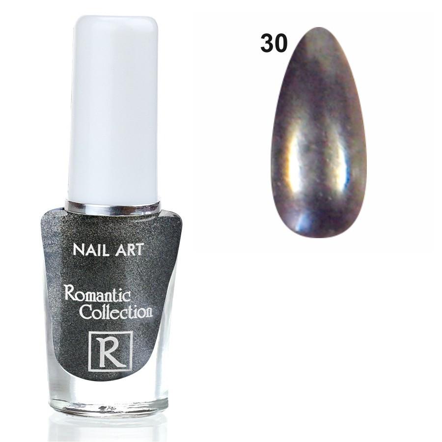 RN-026 Лак маникюрный (mini 6ml) (уп-12шт) № 030