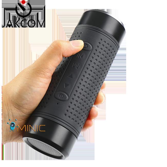 Портативная Bluetooth колонка, фонарик Jakcom OS2