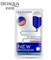 Маска для лица с гиалуроновой кислотой увлажняющая  New BioAqua Hydrating Mask 30g, фото 1