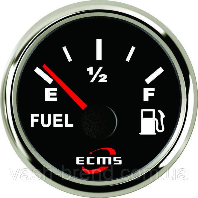 Датчик уровня топлива Ecms (черный)