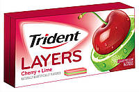 Trident Layers Cherry Lime