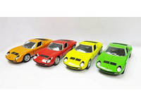 """Машинка """"Kinsmart"""" """"Lamborghini Miura P400 SV"""" металлическая инерционная , KT5390W"""