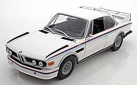 Оригинальная Коллекционная модель BMW 3.0 CSL, Heritage Collection, 1:18 scale, White Motorsport