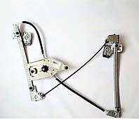 Ручной механический стеклоподъемник передний левый Шкода Октавия ТУР трос направляющие каркас SkodaMag , фото 1