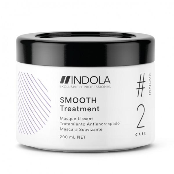Разглаживающая маска для волос Indola Innova Care Smooth Treatment, 200 мл