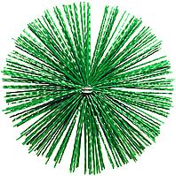 Щетка пластиковая для чистки дымохода
