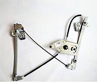 Ручной механический стеклоподъемник передний правый Шкода Октавия ТУР трос направляющие каркас SkodaMag , фото 1