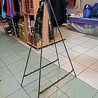 Подставка для шампуров и котелка в чехле