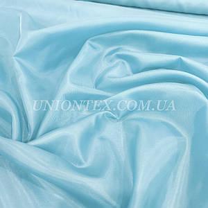 Подкладочная ткань нейлон 170Т светло-голубой