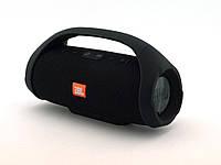 JBL Boombox mini BIG 40W copy, Bluetooth колонка с FM MP3, черная. | AG320307