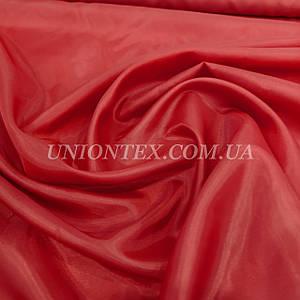 Подкладочная ткань нейлон 170Т красный