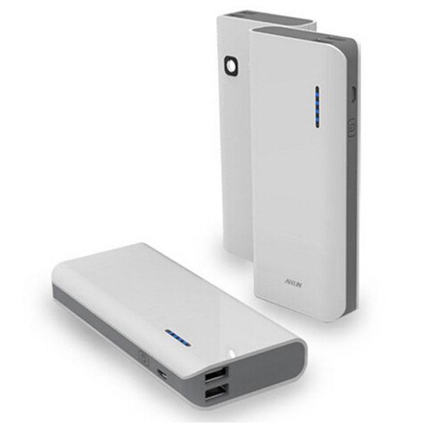 Внешний аккумулятор Power Bank ARUN Y625 13000mA (Реальная емкость)