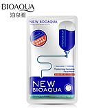 Маска для лица с гиалуроновой кислотой увлажняющая  New BioAqua Hydrating Mask 30g, фото 2