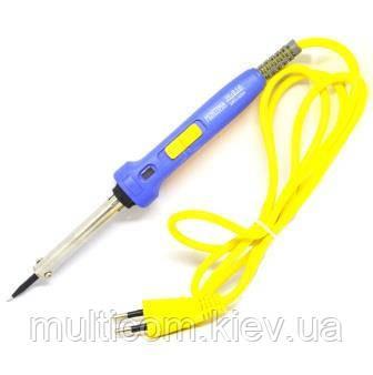 13-02-232. Паяльник с переключателем, пластиковая ручка, 20-40W, HandsKit 816