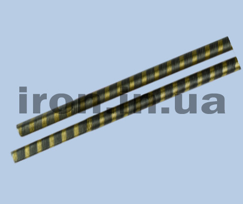 Гибкий вал для бензокосы Ø 8 мм, L - 890 мм, квадрат 6,9 мм