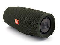 JBL Charge 4+ 20W AAA - СУПЕР реплика!, Bluetooth колонка с FM MP3, зеленая. | AG320350