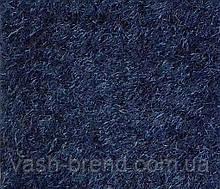 Agressor ultra blue 1м.п. плотность 16 oz, стриженный ковролин