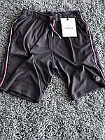 Мужские шорты MONCLER черные, фото 1