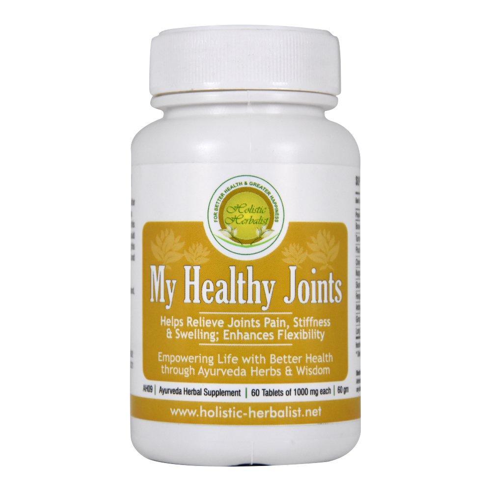Травень хелсі джоинтс (Holistic Herbalist) - аюрведа преміум при болях в суглобах і м'язах