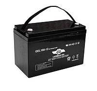 Гелевый аккумулятор Haswing 100Ah 12V, вес-30,8кг 100Ah gel H