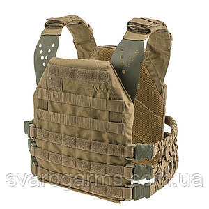 Плитоноска (Кожух) Plate Carrier Perun 2-19H Coyote