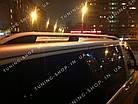 Рейлинги на крышу Volkswagen T5 2003-2015 цельно-алюминиевые , фото 3