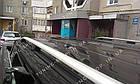 Рейлинги на крышу Volkswagen T5 2003-2015 цельно-алюминиевые , фото 10