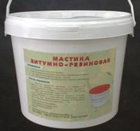 Битумно резиновая мастика 3кг. (отправка из Одессы)