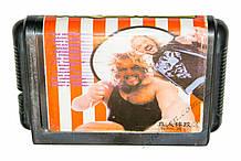 Картридж сега WrestleMania