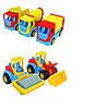 Игрушка авто-Tech Truck, 5 моделей, 35310