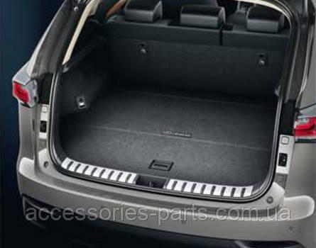 Коврик багажника текстильный Lexus NX 14-2018 Новый Оригинальный