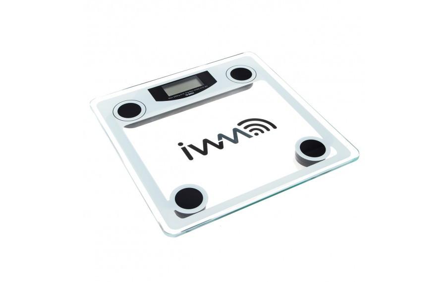 Весы электронные стеклянные