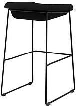 Барный стул Coin черный TM Concepto, фото 3