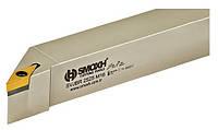Резец токарный проходной с мех. креплением т/с пластин SVJBL 2525 M11 SMOXH