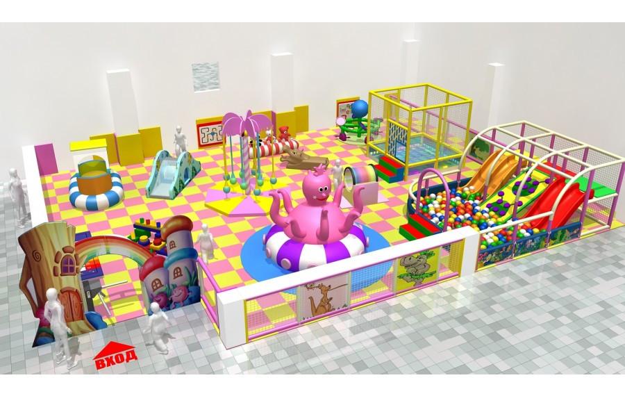Игровая комната «Монпансье»