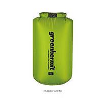 Легкий герметичний мішок Green Hermit Ultralight Dry Sack 6L, фото 1