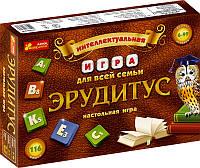 Настольная игра Ranok-Creative Эрудитус (12120031Р)