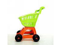 Тележка салатовая Супермаркет Kinderway 36-001