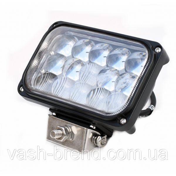 ЛЭД лампа Led6453, свет комбинированный, 4500Lm, 15х3Вт