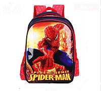 """Школьный рюкзак для мальчика 1-4 классов """"Spider-man"""""""