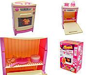 """Детская игрушечная """"Плита газовая"""" (в подарочной упак.), 2 цвета, ТМ Орион, 822в.1"""