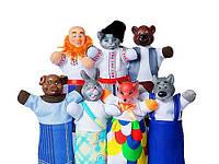 """Кукольный домашний театр ЧудиСам """"Пан Коцкий"""" (7 персонажей) (B164/B081/1)"""