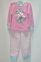 Пижама розовая 2 года (Д)