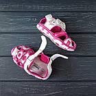 Сандалии - босоножки с закрытым носком от Tom.M девочкам, р. 25 (16 см), фото 5