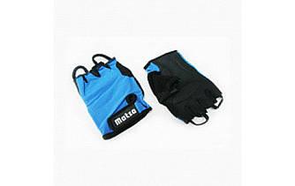 Перчатки для фитнеса,велоспорта Matsa синий L