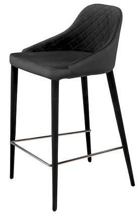 Барный стул Elizabeth черный TM Concepto, фото 2